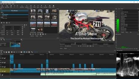 Video Editor Shotcut