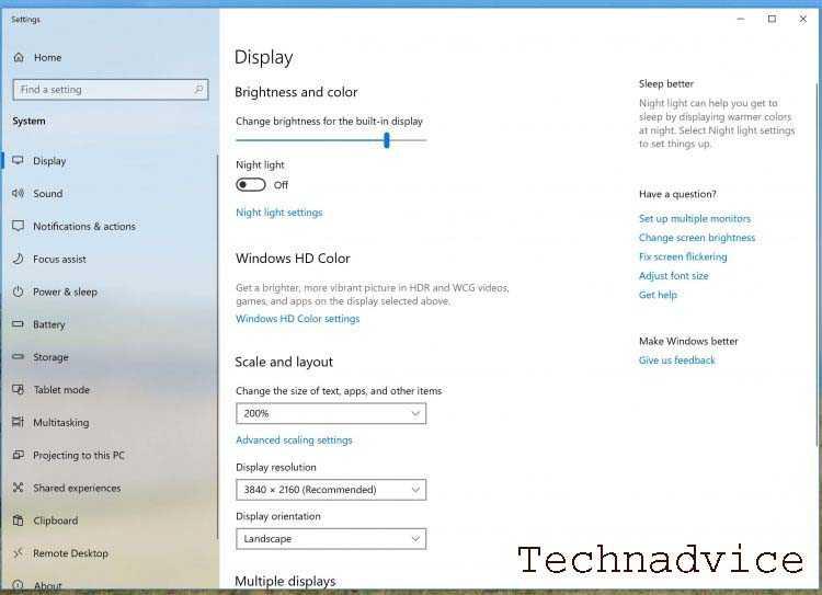Windows 10 Right Click Menu