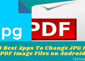 11 Best Apps To Change JPG to PDF Image Files on Android