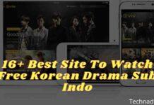16 Best Site To Watch Free Korean Drama Sub Indo