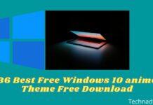 36 Best Free Windows 10 anime Theme Free Download