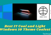 Best 17 Cool and Light Windows 10 Theme Coolest