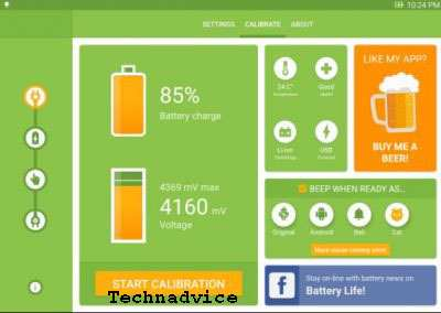 How To Calibrate Android Battery With Root