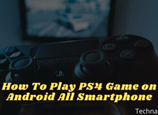 How To Play PS4 Game on Android All Smartphone