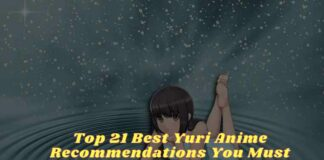 Top 21 Best Yuri Anime Recommendations You Must Watch!
