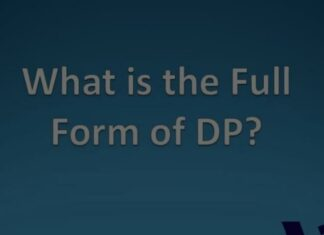 What Is The Full Form of DP and What It Means