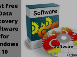 10+ Best Free Data Recovery Software for Windows 10 PC
