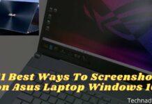 11 Best Ways To Screenshot on Asus Laptop Windows 10