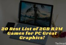 20 Best List of 2GB RAM Games for PC Great Graphics