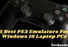 5 Best PS3 Emulators For Windows 10 Laptop PCs