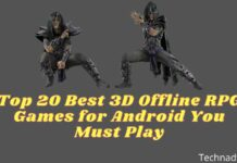 Top 20 Best 3D Offline RPG Games for Android You Must Play