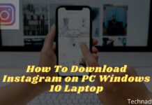 How To Download Instagram on PC Windows 10 Laptop