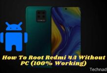 How To Root Redmi 4A Without PC (100% Working)