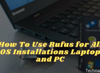 How To Use Rufus for All OS Installations Laptop and PC