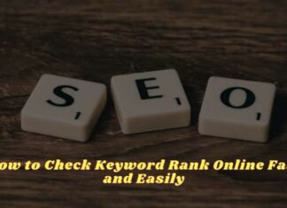 How to Check Keyword Rank Online Fast and Easily