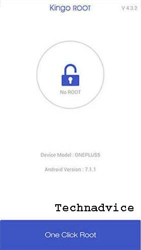 How to root android using Kingoroot