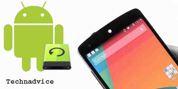 Preparation before rooting Android