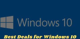 Best Deals for Windows 10 Laptop PC