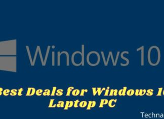 Best Deals for Windows 10 Laptop PC