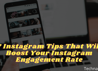 7 Instagram Tips That Will Boost Your Instagram Engagement Rate