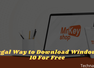 Legal Way to Download Windows 10 For Free