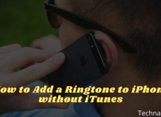 How to Add a Ringtone to iPhone without iTunes