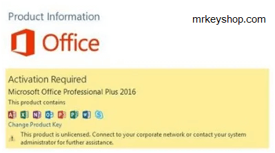 How to check Office Activation Status
