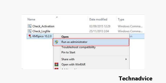 Office 2013 activation with KMSPico