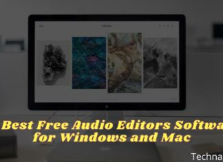 15 Best Free Audio Editors Software for Windows and Mac