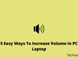 5 Easy Ways To Increase Volume In PC Laptop