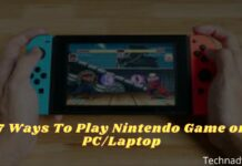 7 Ways To Play Nintendo Game on PCLaptop