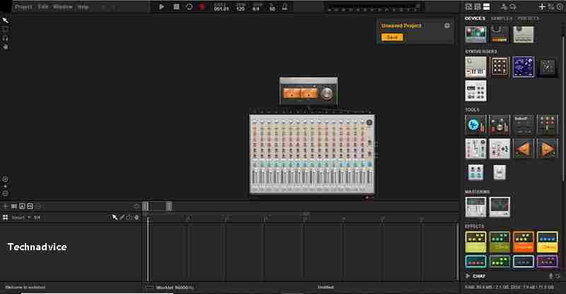 Audio Tool