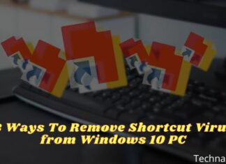 3 Ways To Remove Shortcut Virus from Windows 10 PC